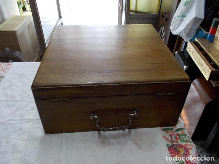 Gramófonos y gramolas: Gramola Funcionando - Foto 23 - 159667362