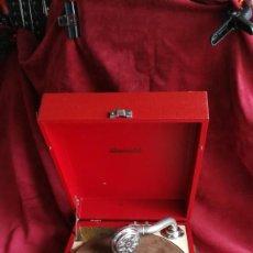 Gramófonos y gramolas: GRAMOFONO BRUNSWICK EXCELENTE ESTADO Y FUNCIONAMIENTO (VIDEO). Lote 161101506