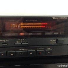 Gramófonos y gramolas: JVC TD-V521 STEREO CASSETTE DECK DUAL CAPSTAN DOLBY HX PRO PLETINA. Lote 162478166