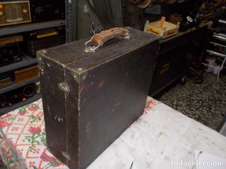 Gramófonos y gramolas: gramola pathe funcionando - Foto 17 - 162779042