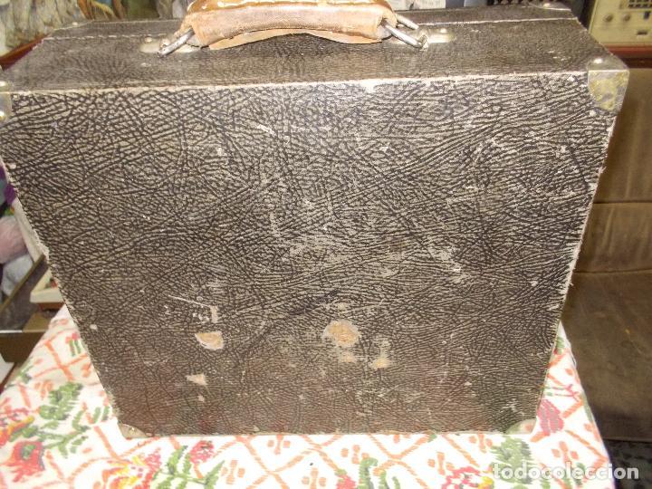 Gramófonos y gramolas: gramola pathe funcionando - Foto 18 - 162779042