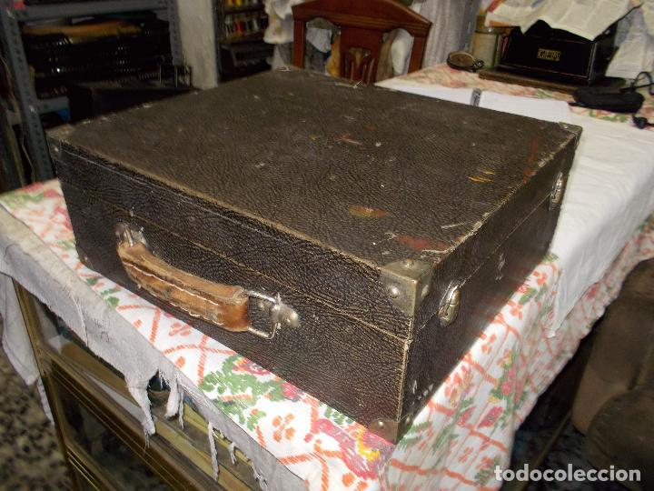 Gramófonos y gramolas: gramola pathe funcionando - Foto 23 - 162779042