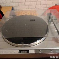 Gramófonos y gramolas: TOCADISCOS SANYO TP 350. Lote 163377026