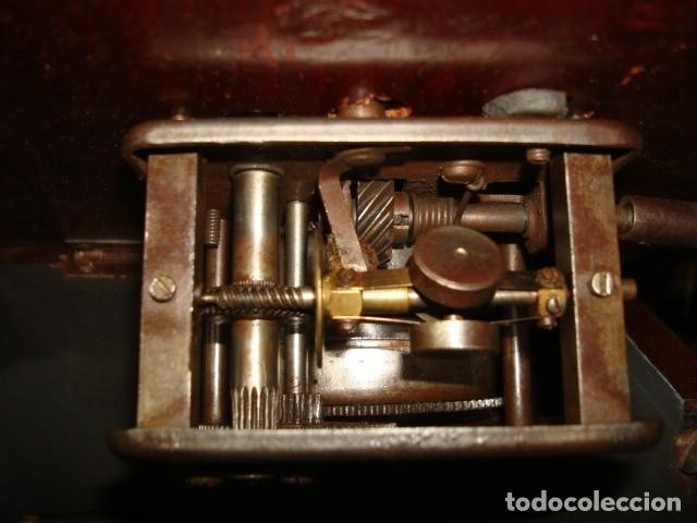 Gramófonos y gramolas: GRAMOFONO SSS MADE IN GERMANY - Foto 6 - 149398018