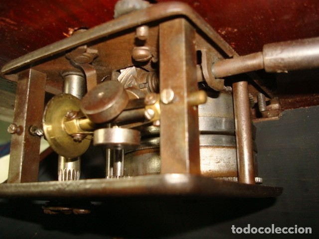 Gramófonos y gramolas: GRAMOFONO SSS MADE IN GERMANY - Foto 7 - 149398018