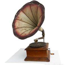 Gramófonos y gramolas: GRAMÓFONO. Lote 166508162