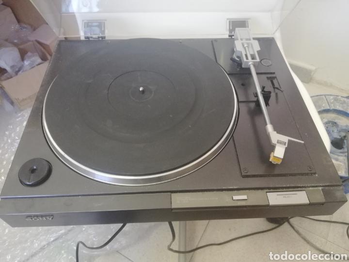 TOCADISCOS SONY PS LX210 (Radios, Gramófonos, Grabadoras y Otros - Gramófonos y Gramolas)
