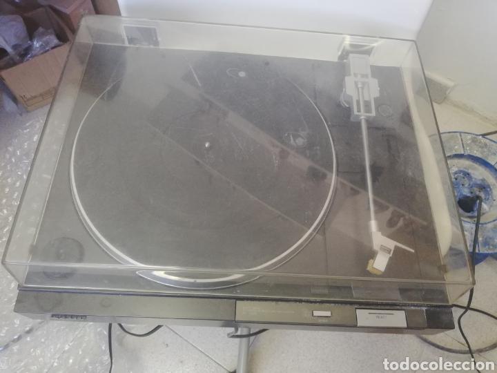Gramófonos y gramolas: Tocadiscos sony ps lx210 - Foto 4 - 168350886