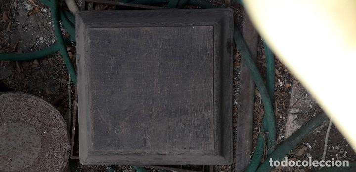 Gramófonos y gramolas: Caja de gramofono de 40 X 40 aproximadamente - Foto 3 - 168945784