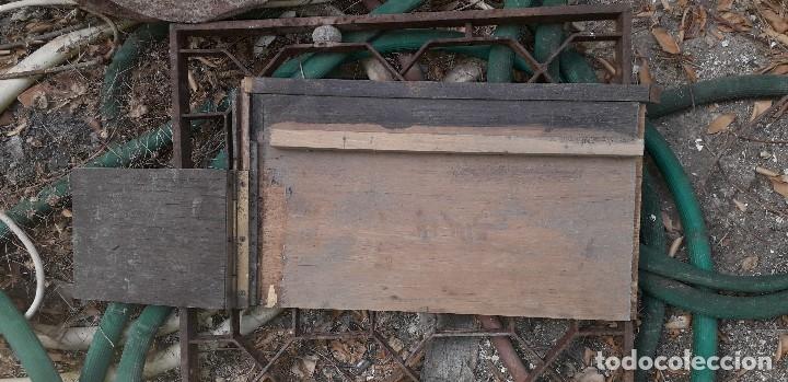Gramófonos y gramolas: Caja de gramofono de 40 X 40 aproximadamente - Foto 4 - 168945784