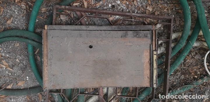 Gramófonos y gramolas: Caja de gramofono de 40 X 40 aproximadamente - Foto 7 - 168945784