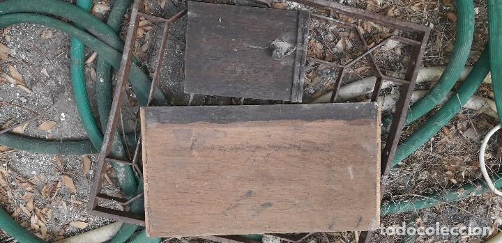 Gramófonos y gramolas: Caja de gramofono de 40 X 40 aproximadamente - Foto 9 - 168945784