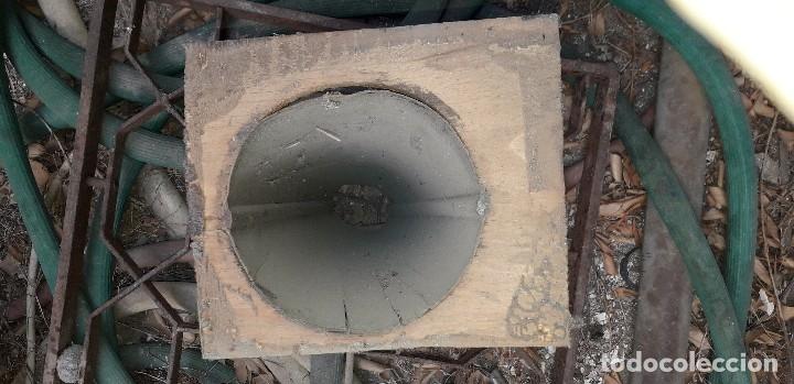 Gramófonos y gramolas: Caja de gramofono de 40 X 40 aproximadamente - Foto 17 - 168945784