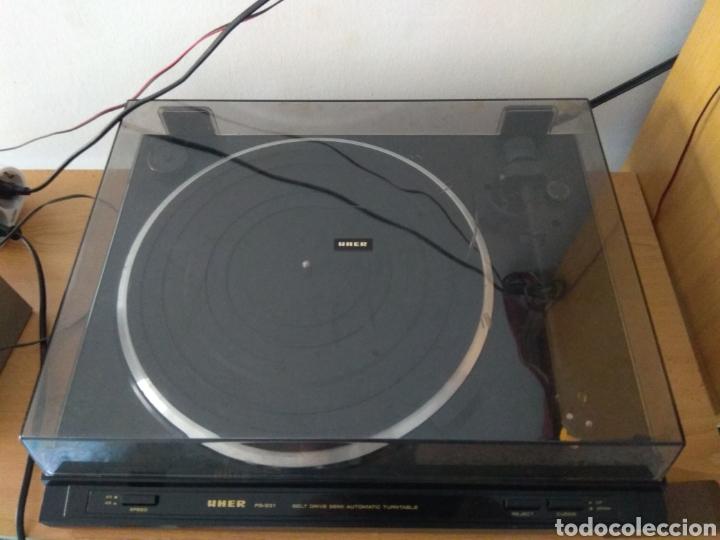 Gramófonos y gramolas: Tocadiscos UHER PS 931 - Foto 5 - 170736783