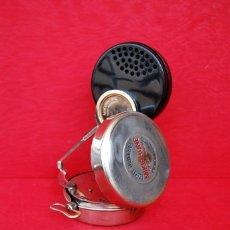 Gramófonos y gramolas: MIKIPHONE EL GRAMÓFONO MÁS PEQUEÑO DEL MUNDO PAT POR HERMANOS VADASZ SUIZA 1924-1927. Lote 170185189