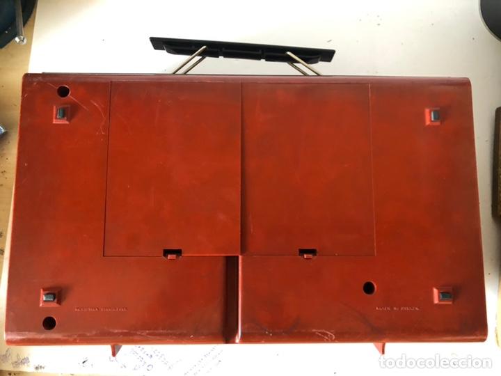 Gramófonos y gramolas: Tocadiscos portàtil o a corriente PHILIPS MOD. 623 con altavoces incorporados - Foto 9 - 171368223