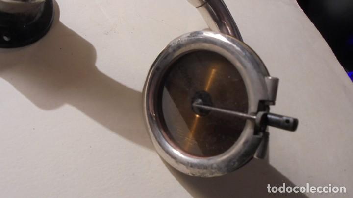 Gramófonos y gramolas: ANTIGUO DIAFRAGMA Y BRAZO DE GRAMOFONO JUNVEL ELECTRO GOLDRING TRADE MARK BUEN ESTADO - Foto 3 - 171435587