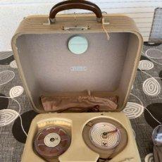 Gramófonos y gramolas: DICTAFONO GRUNDIG STENORETTE S1955 DICTATING MACHINE GRUNDIG STENORETTE. Lote 171752954
