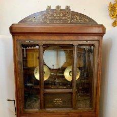 Gramófonos y gramolas: GRAN ORGANILLO UNIC JAZZ-BAND DE 5 INSTRUMENTOS. Lote 172163162