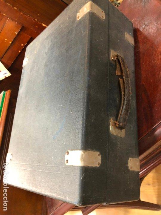 Gramófonos y gramolas: MAGNIFICA GRAMOFONO MALETIN FUNCIONANDO PERFECTAMENTE - Foto 6 - 172530823