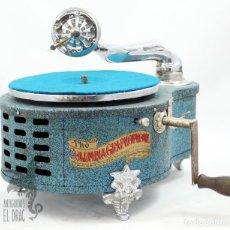 Gramófonos y gramolas: GRAMOFONO COLUMBIA. Lote 172639120