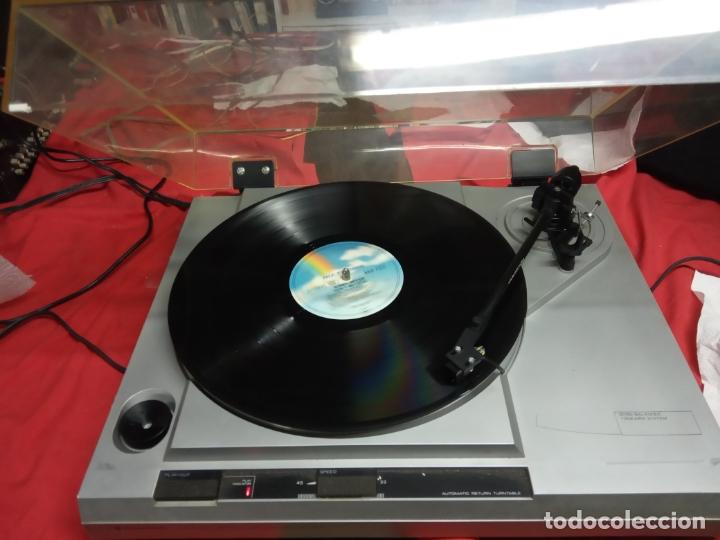 PLATO KENWOOD KD -1600 (Radios, Gramófonos, Grabadoras y Otros - Gramófonos y Gramolas)