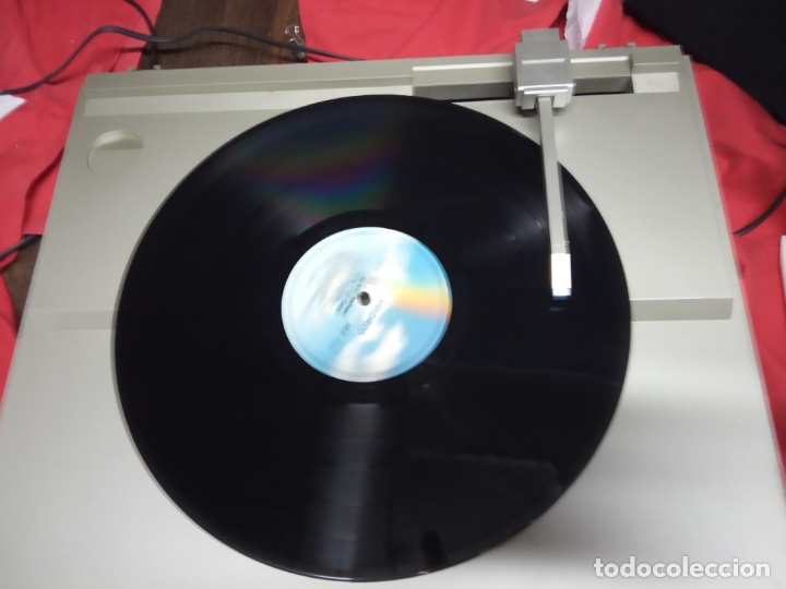 Gramófonos y gramolas: plato tangencial saba psp 150e--algundefecto - Foto 2 - 174035705
