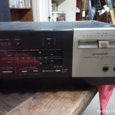 Gramófonos y gramolas: PLETINA GRABADORA SEMI-PROFESIONAL PIONEER CT-33O. Lote 174040758