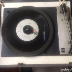 Gramófonos y gramolas: TOCADISCOS Y RADIO BETTOR. Lote 174056882