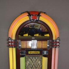 Gramófonos y gramolas: MÁQUINA DE DISCOS WURTLIZER 1015 JUNKEBOX. Lote 174272220