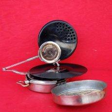 Gramófonos y gramolas: DIFÍCIL! MIKIPHONE EL GRAMÓFONO MÁS PEQUEÑO DEL MUNDO PAT POR HERMANOS VADASZ SUIZA 1924-1927. Lote 175394254