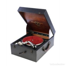 Gramófonos y gramolas: ANTIGUO GRAMÓFONO COLUMBIA MOD. 160. RARO. USA, AÑOS 20. Lote 176567879