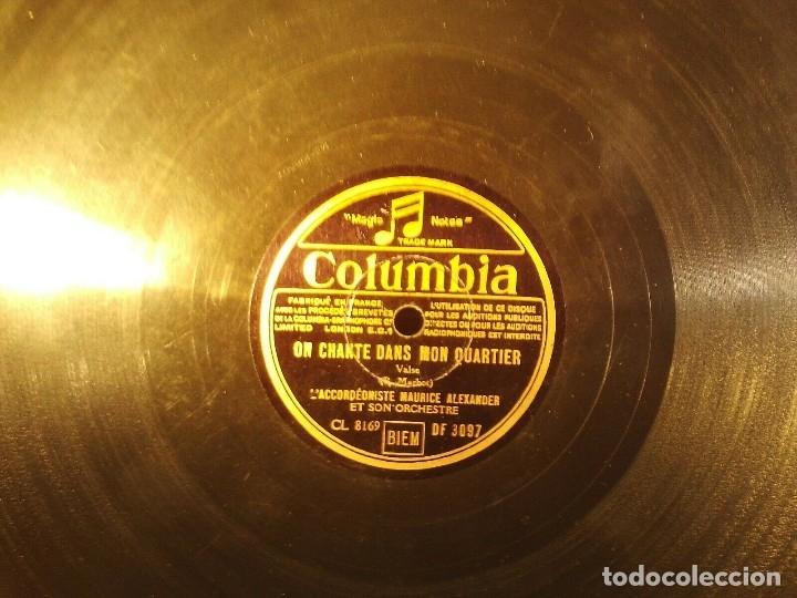 Gramófonos y gramolas: gran lote de 20 discos de pizarra de 25 cm para gramofono- años 20-lote 1: diversos estilos - Foto 2 - 176624669