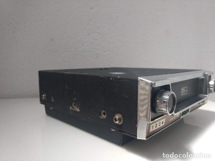Gramófonos y gramolas: CASSETTE 8 PISTAS RSC funcionando perfectamente - Foto 2 - 177414234