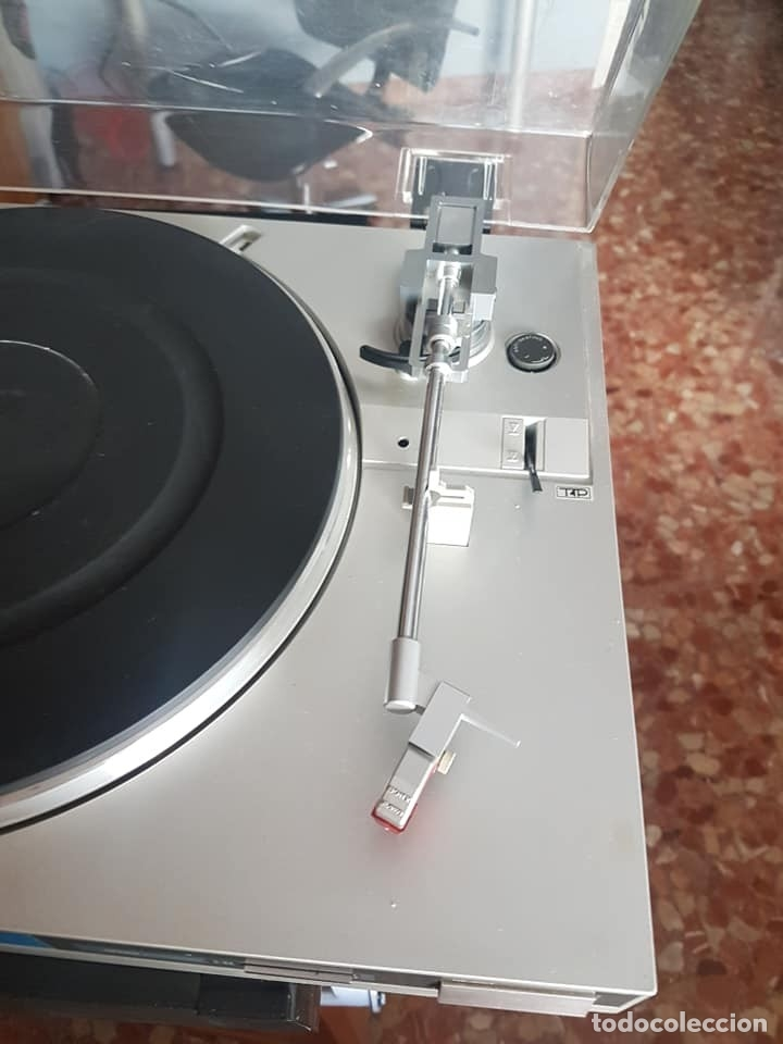 Gramófonos y gramolas: TOCADISCOS SONY PS LX 310 - Foto 3 - 177421877