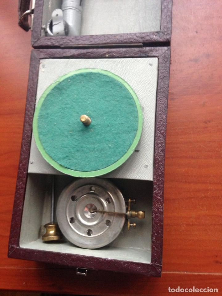 Gramófonos y gramolas: Gramofono ccc cursos fino bilingüe - Foto 7 - 178594778