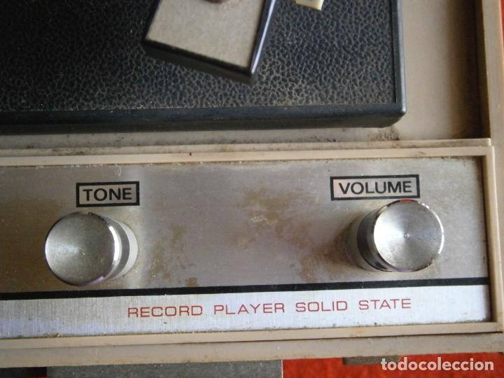 Gramófonos y gramolas: tocadiscos guateque vintage. de epoca - Foto 10 - 179077883