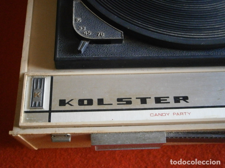 Gramófonos y gramolas: tocadiscos guateque vintage. de epoca - Foto 11 - 179077883