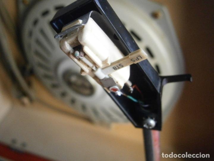 Gramófonos y gramolas: tocadiscos guateque vintage. de epoca - Foto 13 - 179077883