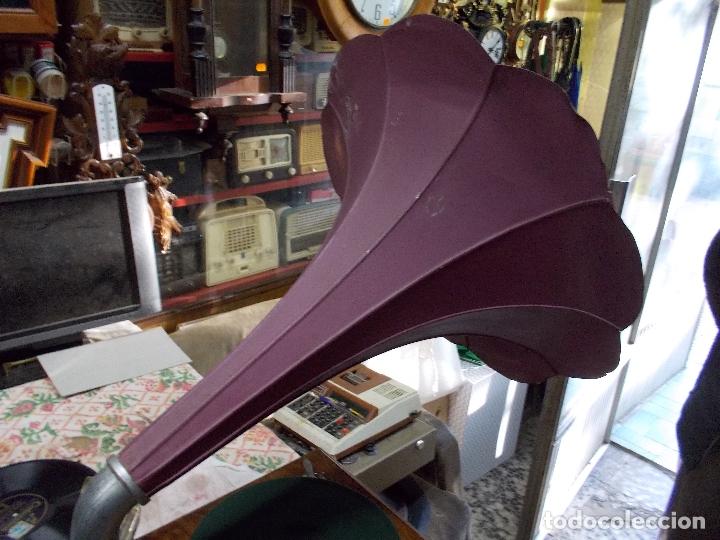 Gramófonos y gramolas: gramofono Funcionando - Foto 15 - 181495437