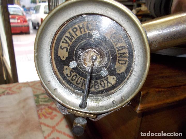 Gramófonos y gramolas: gramofono Funcionando - Foto 19 - 181495437