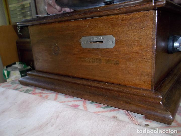 Gramófonos y gramolas: gramofono Funcionando - Foto 20 - 181495437
