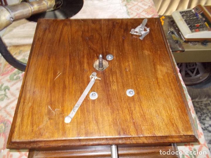 Gramófonos y gramolas: gramofono Funcionando - Foto 24 - 181495437