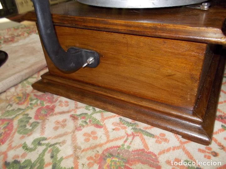 Gramófonos y gramolas: gramofono Funcionando - Foto 25 - 181495437