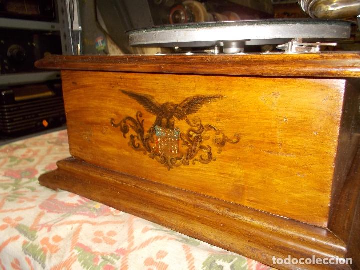 Gramófonos y gramolas: gramofono Funcionando - Foto 26 - 181495437