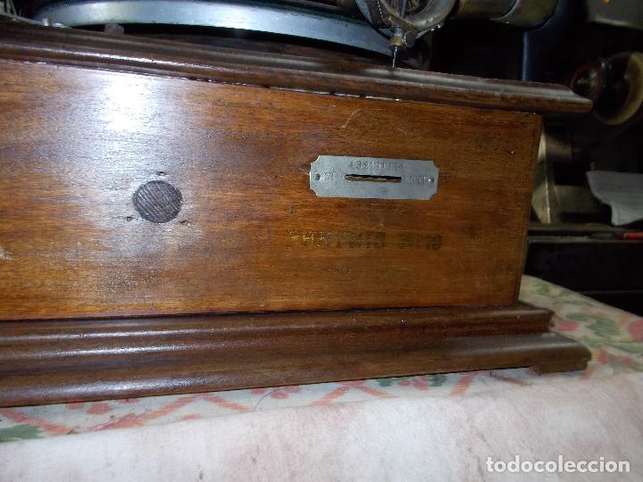 Gramófonos y gramolas: gramofono Funcionando - Foto 30 - 181495437