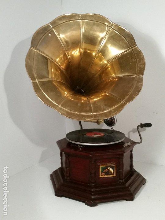 Gramófonos y gramolas: Gramola, funcionando - Foto 3 - 181951245