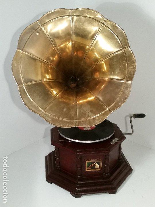Gramófonos y gramolas: Gramola, funcionando - Foto 5 - 181951245