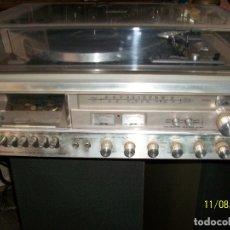 Gramófonos y gramolas: TOCADISCOS -CASETTERA-PIONEER MODELO KH-5522-CU-FUNCIONA. Lote 182592785