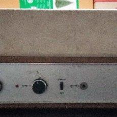 Gramófonos y gramolas: TOCADISCOS BETTOR DUAL MARK 6 FUNCIONANDO. Lote 183580558